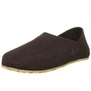 OTZ Linen Shoes • 6 • Tmoro Brown • NEW IN BOX